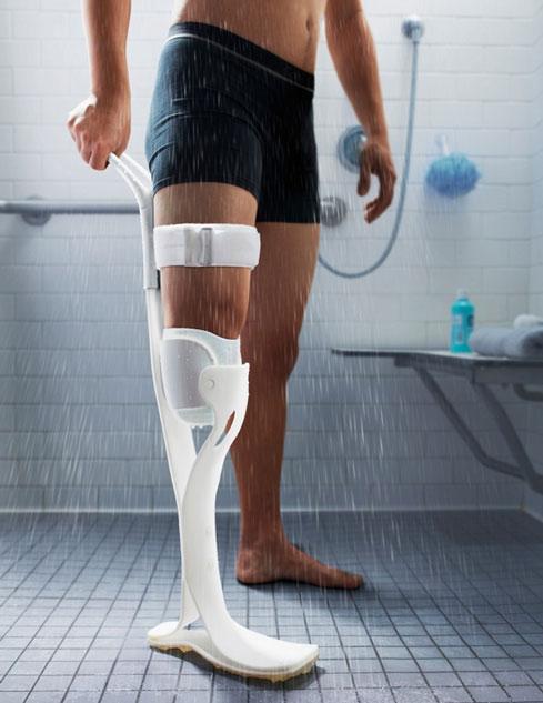 Shower Leg